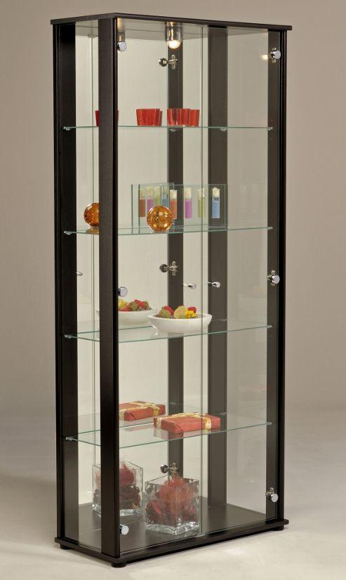 Parisot Oscar Display Cabinet - Wenge