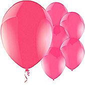 Celebration Fuchsia Pink Balloons - 11' Latex Balloon (50pk)