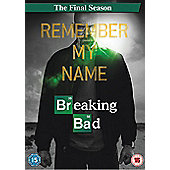 Breaking Bad  - The Final Season (DVD Boxset)