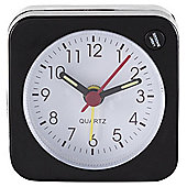 Tesco Basics Alarm Clock Multi Function, Black