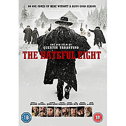 The Hateful Eight - Tesco Exclusive DVD