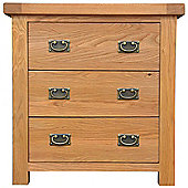 Thorndon Hampton 3 Drawer Chest