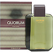 Antonio Puig Quorum Aftershave 100ml Splash For Men