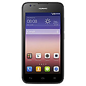 Tesco Mobile Huawei Ascend Y550 Black