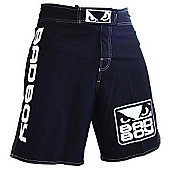 Bad Boy World Class Pro II Shorts Black - XX Large