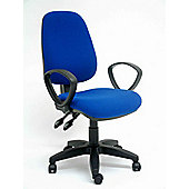 Energo Sara Operator Chair - Blue