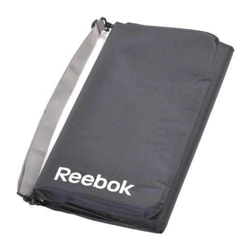 Reebok Elements Tri Fold Exercise Mat, Black