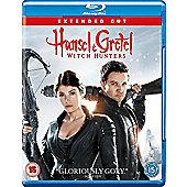 Hansel & Gretel Witch Hunters - Blu-Ray