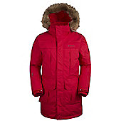 Mountain Warehouse Antarctic Extreme Mens Down Jacket - Red