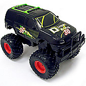 Remote Control Mountain Cruiser - 27 MHz