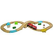 Plan City Figure 8 Railway