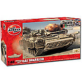 Airfix A07300 Bae Warrior 1:48 Military Model Kit