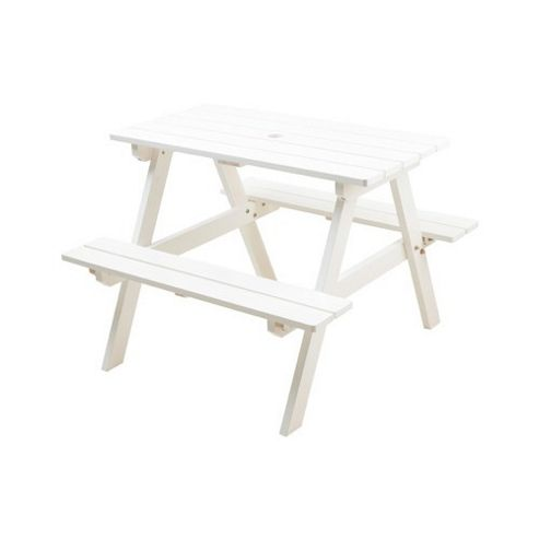 JIP Picnic Table in Green - Green