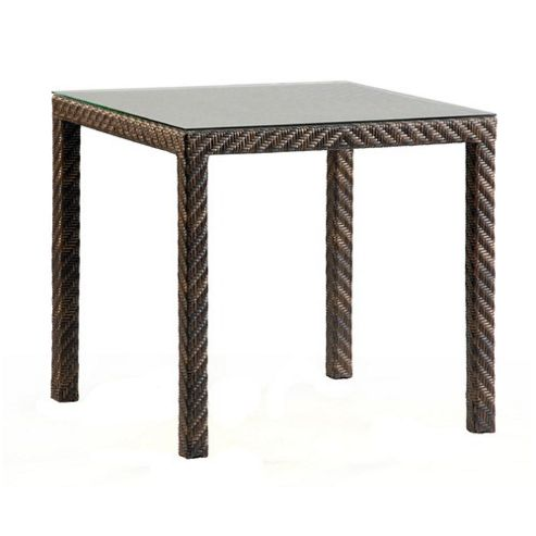 Alexander Rose Ocean Fiji Table with Glass