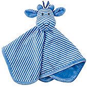 Mothercare Stripy Giraffe Comfort Blanket