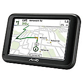 "Mio M413 LTM Sat Nav, 4.3"" LCD Touch Screen, UK Lifetime Maps"