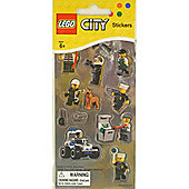 Lego City Stickers