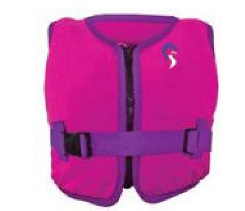 Jakabel Pool Childrens Swim Vest Pink 2-4 Years