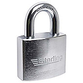 Sterling 60mm Hardened Steel Padlock