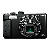 Olympus SH-21 Digital Camera (Black)