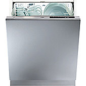 CDA WC140IN Fullsize Dishwasher, A Energy Rating, Stainless steel