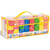 Clemontoni Clementoni Baby Clemmy Soft Building Bricks- 40 Piece Bag