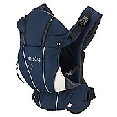 Kiddy Heartbeat Large Baby Carrier (Denim)