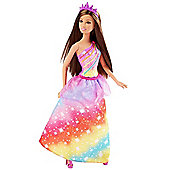 Barbie Princess Doll Fashion Rainbow