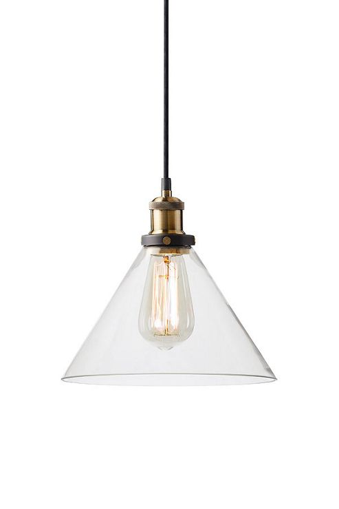 Ceiling Lights Tesco Direct : Buy olivier vintage pendant light from our glass lamp