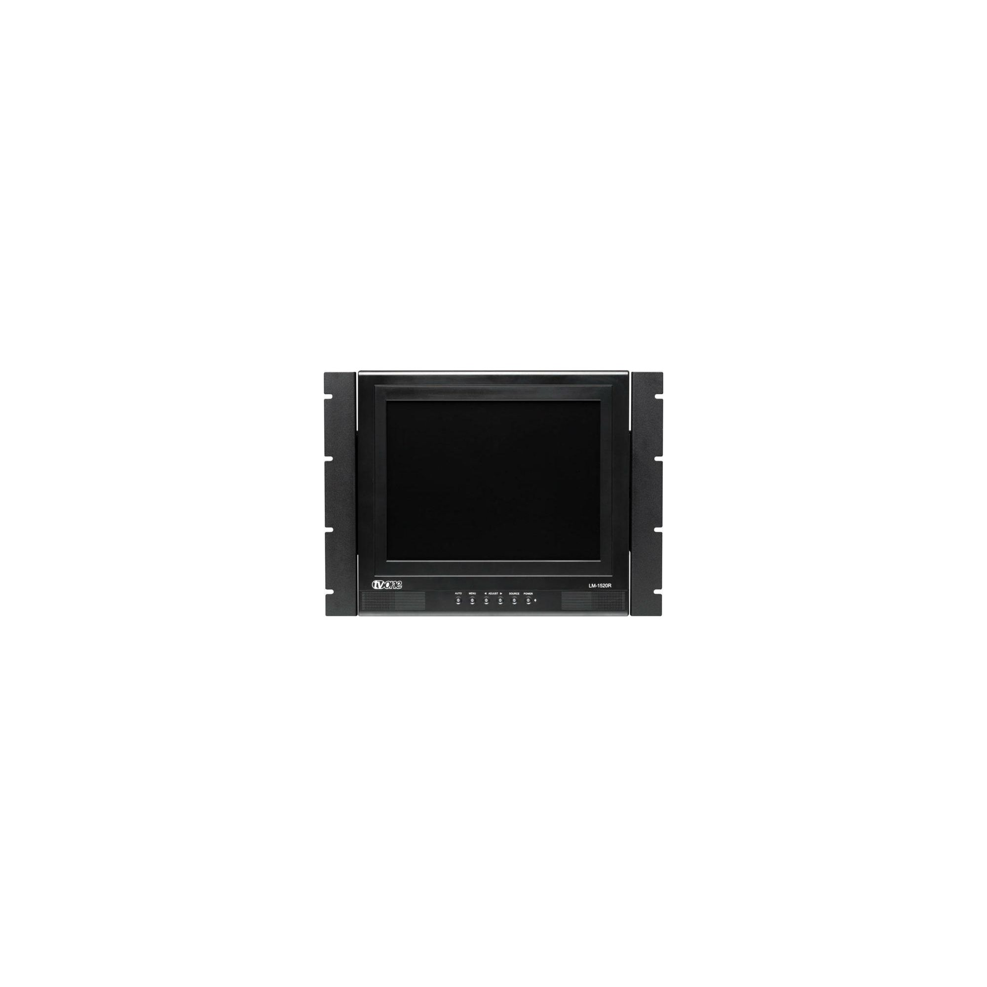 15' LCD MONITOR IN A RACK MOUNT FRAME at Tesco Direct
