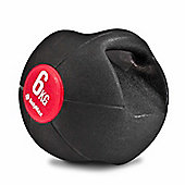 Bodymax Double Handle Medicine Ball - 6kg