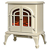 Warmlite WL46001C Log Effect Stove Fire