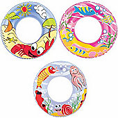 "Bestway Sea Creature Swim Ring (24"")"