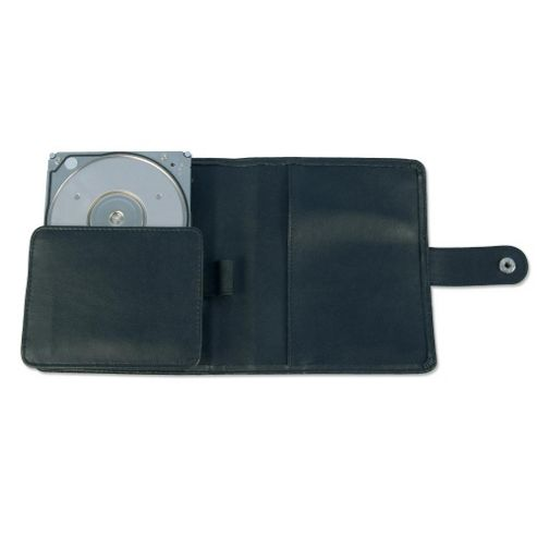 Lindy 3.5 Inch Hard Drive Wallet Black