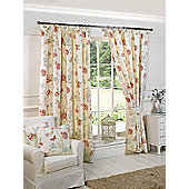 Charlotte Ready Made Lined Curtains - Beige