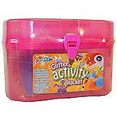 Grafix Glitter Activity Bucket