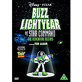 Buzz Lightyear Of Star Command (DVD)