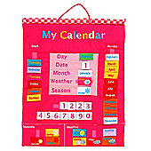 Fiesta Crafts My Pink Calendar