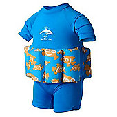 Konfidence Floatsuit Clownfish - Blue