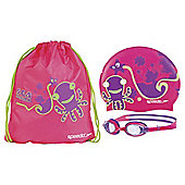 Speedo Sea Squad Pool Pack Pink / Blue