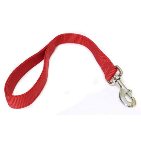 Canac Double Nylon Lead 1m Red