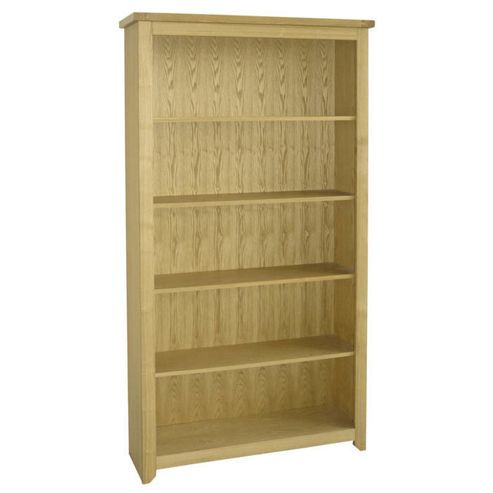 Home Essence Hamilton Tall Bookcase in Natural Ash