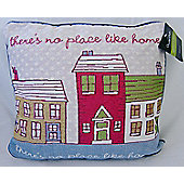 Country Club Tapestry Scatter Cushion with Inner, No Place Home