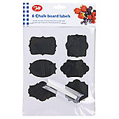 Tala Set 6  Chalk Labels with Chalk
