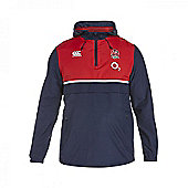 Canterbury England Shower Proof Jacket - Blue