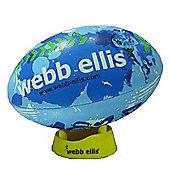 Webb Ellis Freakie Graffiti - Blue