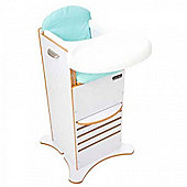 Little Helper FunPod Highchair (White)