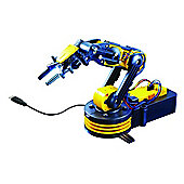Robotic Arm Kit - USB PC InteRFace Construct Precision