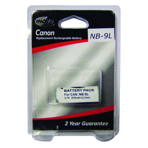 Canon NB-9L Camera Battery