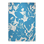 Esprit Energize Blue Woven Rug - 120 cm x 170 cm (3 ft 11 in x 5 ft 7 in)